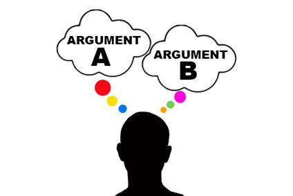 Argumentative Thesis Statement Writing Argument Thesis